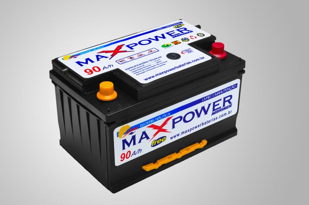 MPM-900 90AH Marinner